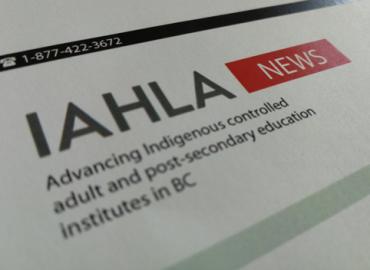 IAHLA Newsletter banner